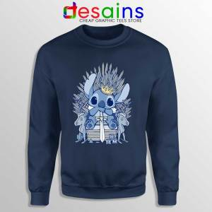 Stitch In Side Thrones Sweatshirt Game of Thrones Funny Sweaters