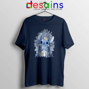Stitch In Side Thrones Tshirt Game of Thrones Funny Tee Shirts S-3XL