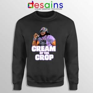 Cream Of The Crop Sweatshirt Macho Man Cheap Sweaters WWF