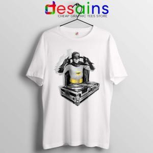 DJ The Dark Knight Tshirt Funny Batman DJ Tee Shirts S-3XL