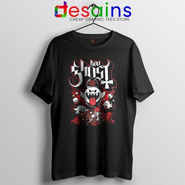 Papa Boo Ghost Tshirt Mario and Yoshi Tee Shirts S-3XL