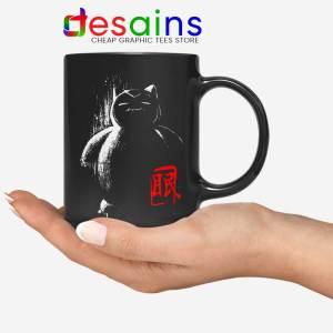 Sleep Snorlax Monster Mug Japanese Pokemon Coffee Mugs