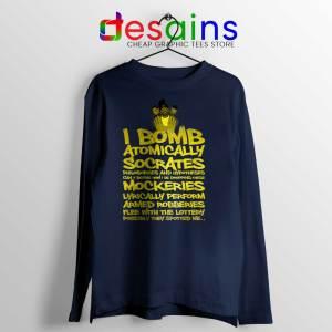 Wu Tang Saga Long Sleeve Tee An American Saga T-shirts