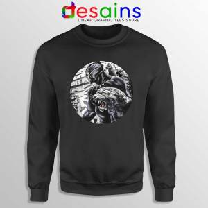 The Black Prince Sweatshirt RIP Black Panther Sweaters