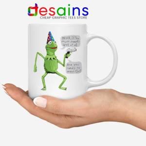 Kermit The Frog Mug Yer A Wizard Coffee Mugs 11oz