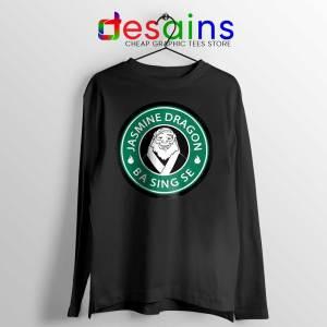 The Jasmine Dragon Long Sleeve Tee Iroh Avatar Merch T-shirts