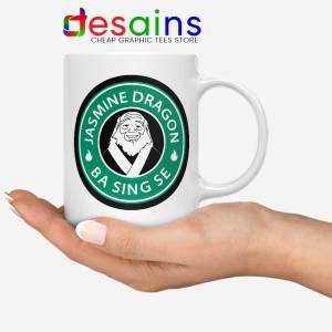 The Jasmine Dragon Mug Uncle Iroh Avatar Coffee Mugs