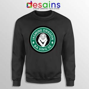 The Jasmine Dragon Sweatshirt Uncle Iroh Avatar Starbucks