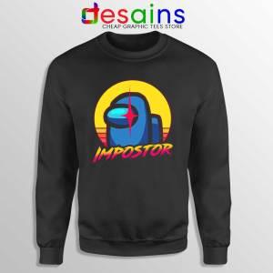 Among Us Impostor Sweatshirt Funny Impostor Meme