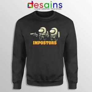 Impostor Fiction Sweatshirt Pulp Fiction Among Us Sweaters