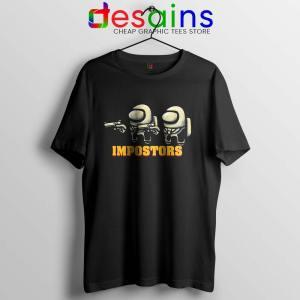 Impostor Fiction Tshirt Pulp Fiction Among Us Tee Shirts