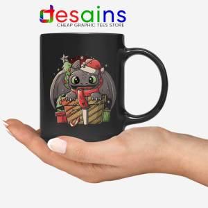 Toothless Dragon Santa Mug Christmas Night Fury Coffee Mugs