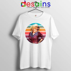 Dolly Parton Retro Style Tshirt Country Music Vintage