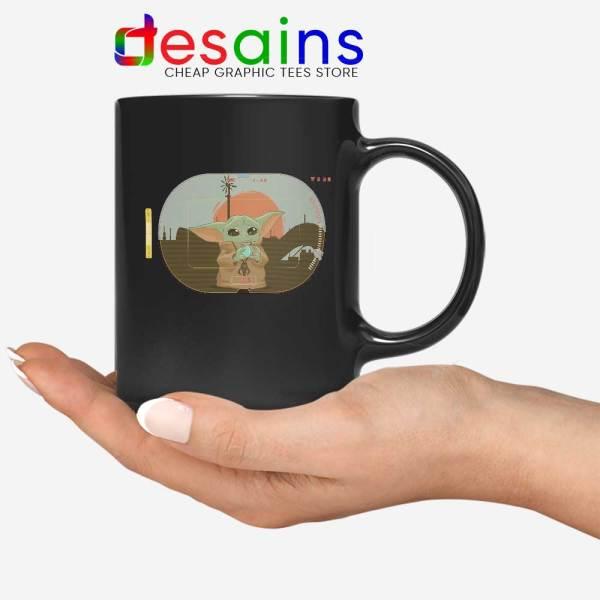 Grogu Target Mando Mug Star Wars Disney+ Coffee Mugs
