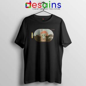 Grogu Target Mando Tshirt Star Wars Disney+ Tee Shirts