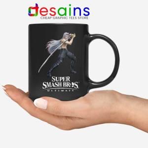 Sephiroth 2 Mug Super Smash Bros Ultimate Coffee Mugs