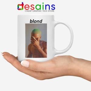 Blonde Frank Ocean Mug Graphic Coffee Mugs