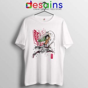 Eren Yeager Titan T Shirt Attack on Titan