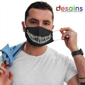 Venom Monster Teeth Funny Mask Cloth Marvel Comics