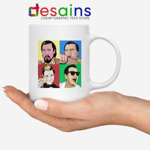 King Memes Leonardo DiCaprio Mug Funny Celebrity