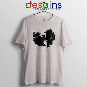 Wu Tang Clan Logo Cheap T Shirt Hip Hop Merch