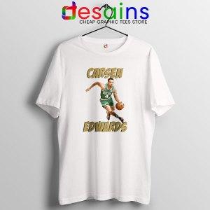 Buy Carsen Edwards Celtics White T Shirt NBA Merch