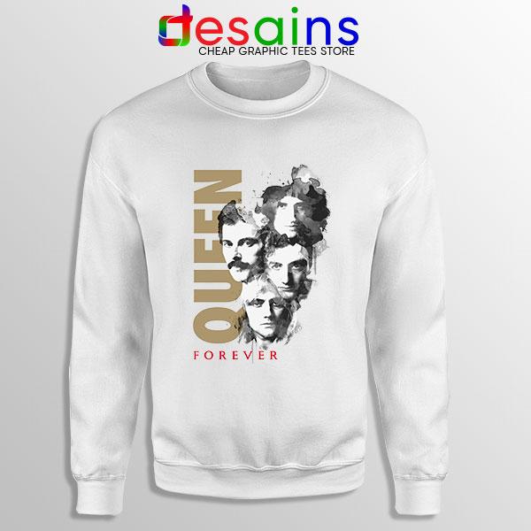 Cheap Forever Queen Band Sweatshirt