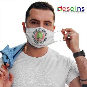 Moderna Vaccine Funky Cold Funny Mask Cloth