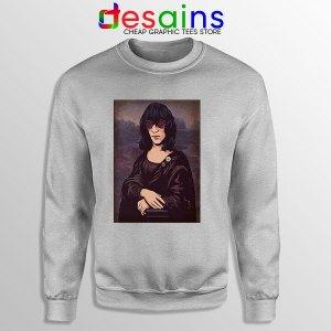 New Wave Mona Lisa SPort Grey Sweatshirt Ramona