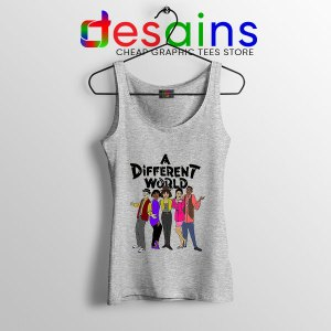 A Different World Style SPort Grey Tank Top Sitcom TV