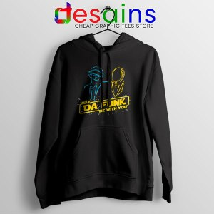 Daft Punk Star Wars Hoodie My The Force Be With You
