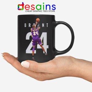 Kobe Bryant 24 Best Dunk Mug Legend NBA