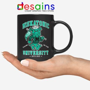 Miskatonic University Cthulhu Mug Funny