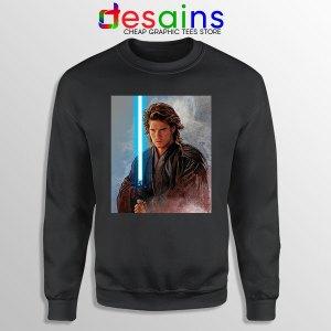 Star Wars Chosen One Black Sweatshirt Jedi Prophecy