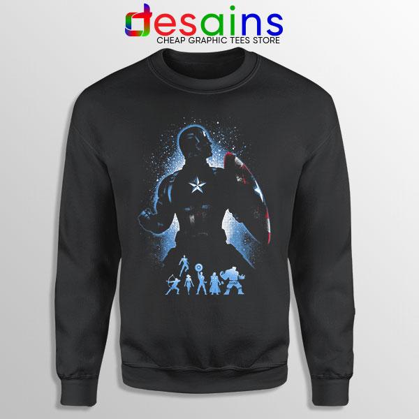 The Super Soldier Avengers Sweatshirt Captain America