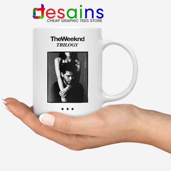 Trilogy The Weeknd Album Cover Mug XO Merch