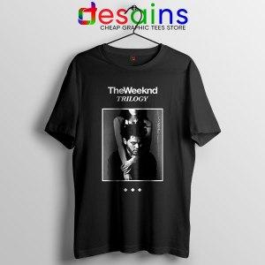 Trilogy The Weeknd Album Cover T Shirt XO