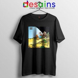 Mach Hommy X ThaGodFahim Black T Shirt Dollar Menu 2