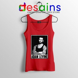 Best Adam Levine This Love Red Tank Top Maroon 5