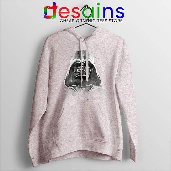 Best Darth Vader Paint Sport Grey Hoodie Anakin Skywalker