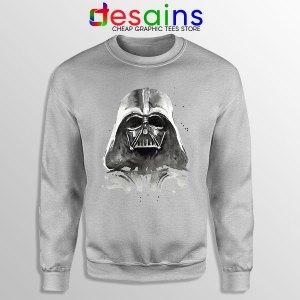 Best Darth Vader Paint Sport Grey Sweatshirt Anakin Skywalkerv