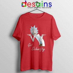 Best Get Schwifty Episode T Shirt Rick and Morty