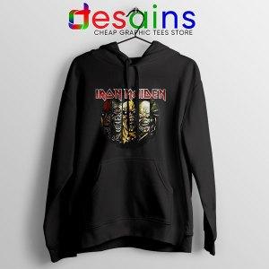 Best Iron Maiden Cover Art Hoodie Studio Albums