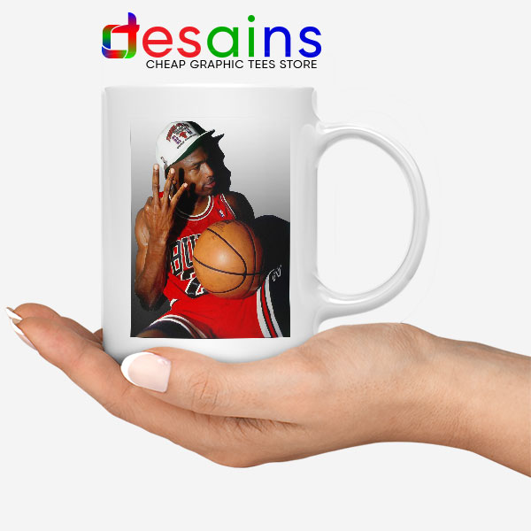 Best Three Point Jordan Mug