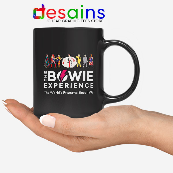 David Bowie Experience Mug Merch Still Alive