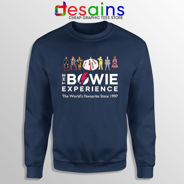 David Bowie Experience Sweatshirt Still Alive