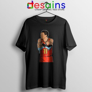 Ice Trae Young Meme Black T Shirt NBA Atlanta Hawks