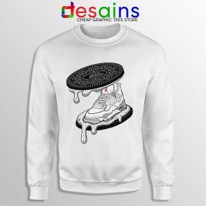 Oreo Sneaker Air Jordan 4 Sweatshirt Retro