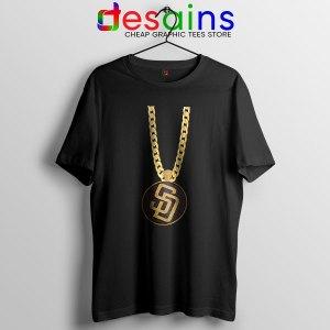 San Diego Padres Swag T Shirt MLB Merch
