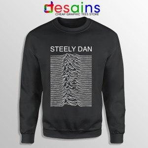 Steely Dan Division Logo Sweatshirt Rock Band